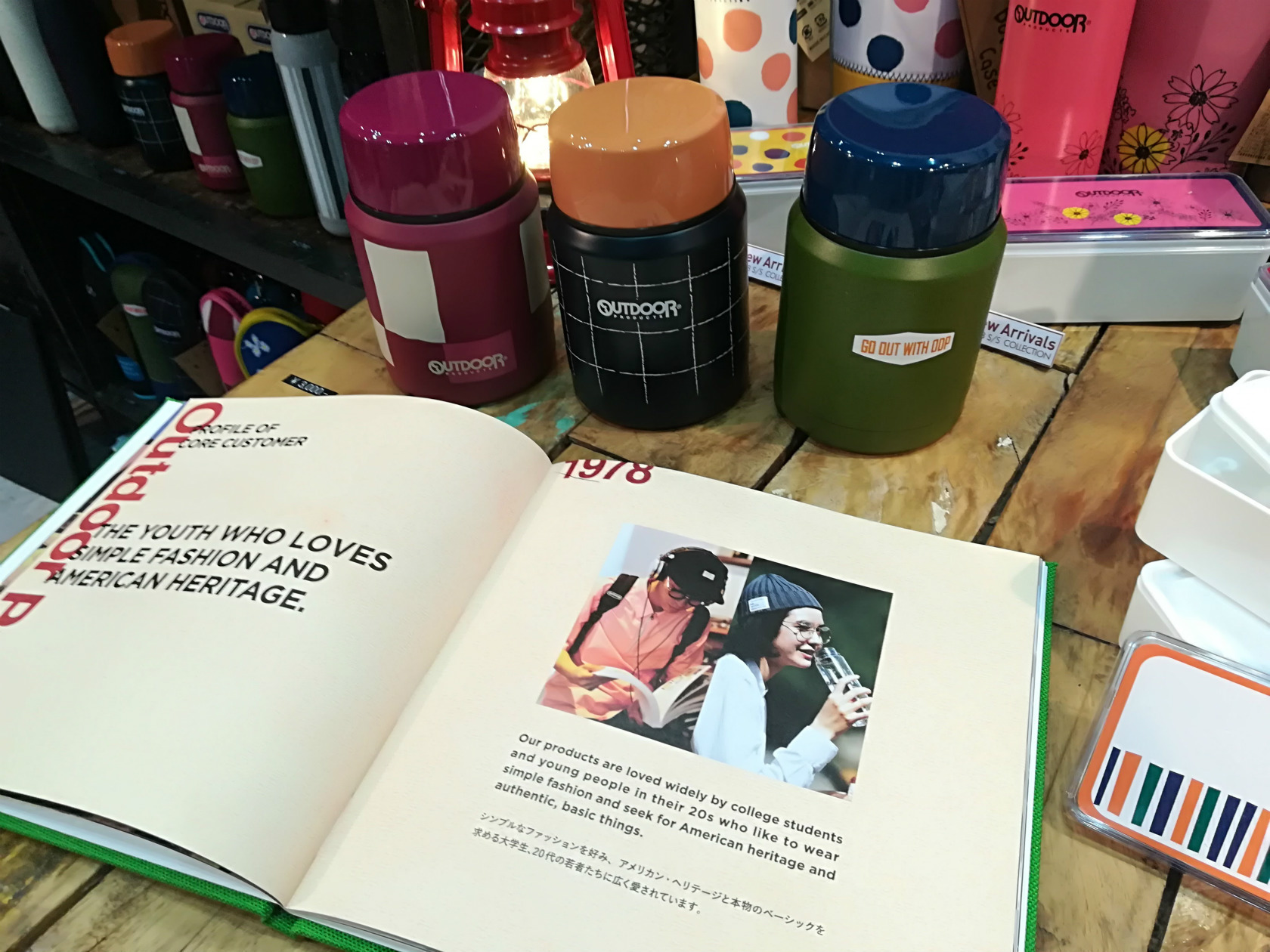 OUTDOOR PRODUCTS (7)